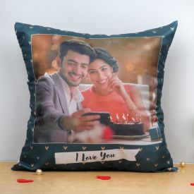Valentine's Day I Love You Cushion